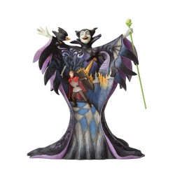 MALEFICENT MALEVOLENT MADNESS RESIN STATUE