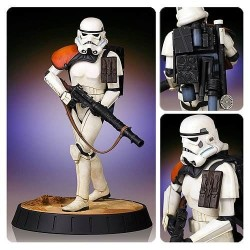 SANDTROOPER STAR WARS LIMITED EDITION RESIN STATUE