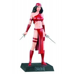 ELEKTRA MARVEL CLASSIC COLLECTION NUMERO 12 RESINE FIGURE