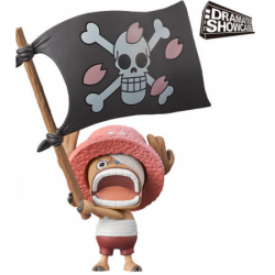 CHOPPER ONE PIECE SECOND VERSION DRAMATIC SHOWCASE 8TH SEASON VOL 2 PVC FIGURE