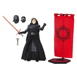KYLO REN STAR WARS THE FORCE AWAKENS THE BLACK SERIES 6 INCH 2016 EXCLUSIVE ACTION FIGURE