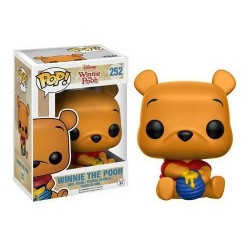 WINNIE SEATED WINNIE THE POOH POP! DISNEY VINYL FIGURE
