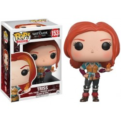 TRISS THE WITCHER 3 POP! GAMES VYNIL FIGURE