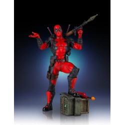 DEADPOOLMARVEL 1:8 RESIN STATUE