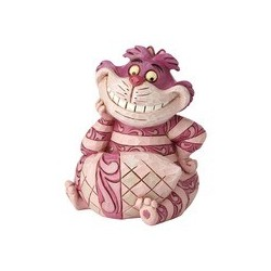 CHESHIRE CAT ALICE IN WONDERLAND DISNEY TRADITIONS RESIN FIGURE