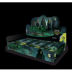 ARROW SEASON 3 DC COMICS TRADING CARDS 5PACK