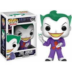 JOKER BATMAN THE ANIMATED SERIES POP! HEROES VYNIL FIGURE