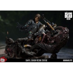 DARYL DIXON THE WALKING DEAD LIMITED EDITION RESIN STATUE