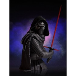 KYLO REN STAR WARS THE FORCE AWAKENS COLLECTIBLE MINI BUST