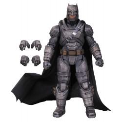 BATMAN ARMORED DC FILMS BATMAN VS SUPERMAN ACTION FIGURE