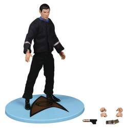 MR SPOCK THE CAGE VARIANT STAR TREK 50 ONE 12 ACTION FIGURE