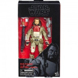 BAZE MALBUS STAR WARS ROGUE ONE BLACK SERIES 6INCH ACTION FIGURE
