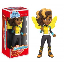 BUMBLEBEE DC SUPERHERO GIRLS ROCK CANDY VYNIL FIGURE