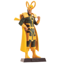 LOKI MARVEL CLASSIC COLLECTION NUMERO 17 RESINE FIGURE