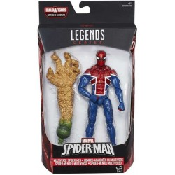 SPIDER-UK SPIDERMAN MARVEL LEGENDS SANDMAN ACTION FIGURE
