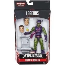 GREEN GOBLIN SPIDERMAN MARVEL LEGENDS SANDMAN ACTION FIGURE