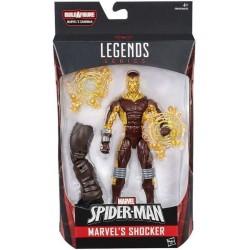 SHOCKER SPIDERMAN MARVEL LEGENDS SANDMAN ACTION FIGURE