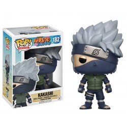 KAKASHI NARUTO SHIPPUDEN POP! ANIMATION VYNIL FIGURE