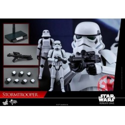 STORMTROOPER STAR WARS ROGUE ONE COLLECTIBLE ACTION FIGURE
