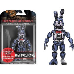 NIGHTMARE BONNIE FIVE NIGHTS AT FREDDY'S ACTION FIGURE