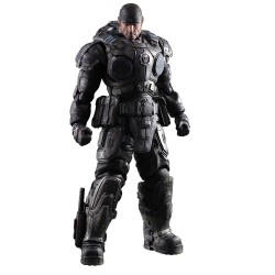 MARCUS FENIX GEARS OF WAR PLAY ARTS KAI ACTION FIGURE
