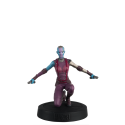 NEBULA FROM THE GUARDIANS OF THE GALAXY MARVEL MOVIE COLLECTION RESINE FIGURE NUMERO 24