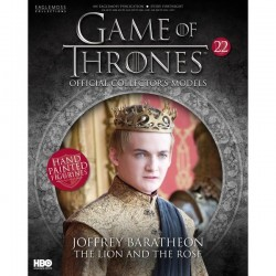 JOFFREY BARATHEON WEDDING GAME OF THRONES COLLECTION NUMERO 22