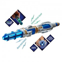 THE TWELFTH DOCTOR SECOND SONIC SCREWDRIVER