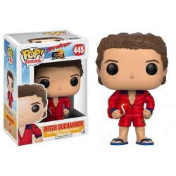 MITCH BUCHANNON BAYWATCH POP! TELEVISION VYNIL FIGURE