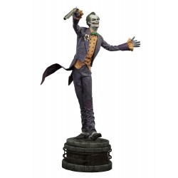 THE JOKER BATMAN ARKHAM ASYLUM 1/4 SCALE PREMIUM FORMAT STATUE
