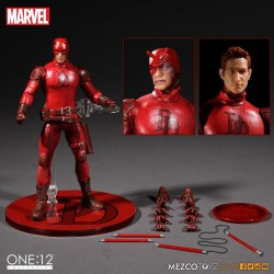 DAREDEVIL MARVEL ONE : 12 COLLECTIBLE ACTION FIGURE