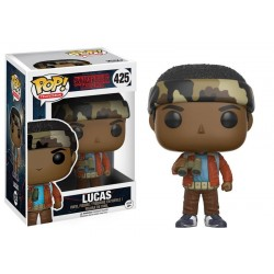 LUCAS STRANGER THINGS POP! TELEVISION VYNIL FIGURE