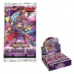LES EXECUTEURS FUSION YU GI OH! VERSIONS FRANCAISE BOOSTER