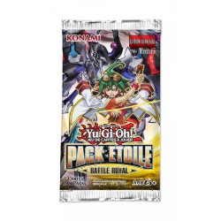 PACK ETOILE BATTLE ROYAL YU GI OH! VERSION FRANCAISE BOOSTER