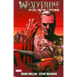 WOLVERINE OLD MAN LOGAN SC