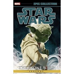 STAR WARS LEGENDS EPIC COLL VOL.1 CLONE WARS