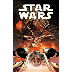 STAR WARS VOL.4 LAST FLIGHT OF THE HARBINGER