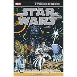 STAR WARS LEGENDS EPIC COLL NEWSPAPER STRIPS VOL.1
