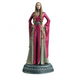CERSEI RED DRESS GAME OF THRONES COLLECTION NUMERO 30