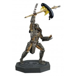 SCAR PREDATOR ALIEN AND PREDATOR FIGURINE COLLECTION NUMBER 2