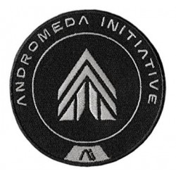 APEX FORCE MASS EFFECT ANDROMEDA EMBROIDERED PATCH