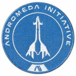 TEMPEST CREW MASS EFFECT ANDROMEDA EMBROIDERED PATCH