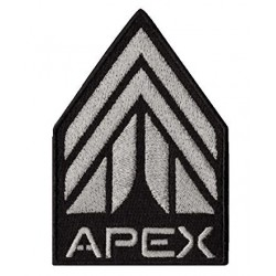 APEX MASS EFFECT ANDROMEDA EMBROIDERED PATCH