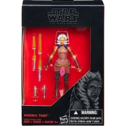 AHSOKA TANO STAR WARS BLACK SERIES WAVE 3 3.75 ACTION FIGURE