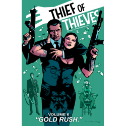 THIEF OF THIEVES VOL.6 GOLD RUSH