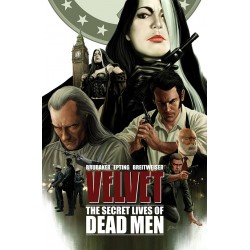 VELVET VOL.2 SECRET LIVES OF DEAD MEN