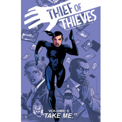 THIEF OF THIEVES VOL.5 TAKE ME