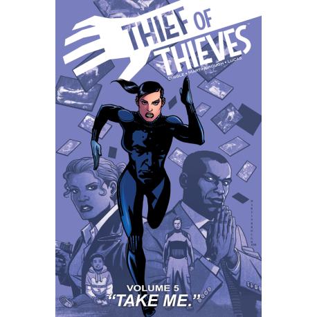 THIEF OF THIEVES VOL.5 TAKE ME