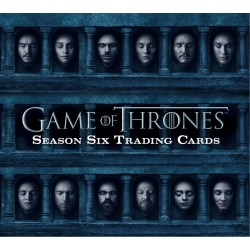 GAME OF THRONES SEASON 6 5CARDS PACK TRADING CARD