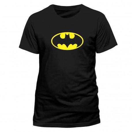 BATMAN LOGO DC COMICS MEN T SHIRT SIZE SMALL